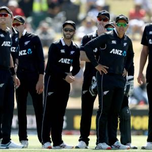 New Zealand cricketers to start training this week