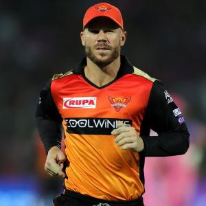Captain Warner targets another IPL title for SunRisers