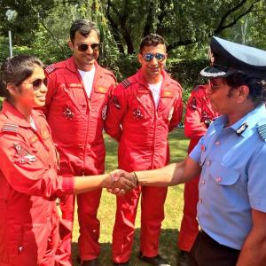 Tendulkar congratulates IAF for adding Rafale