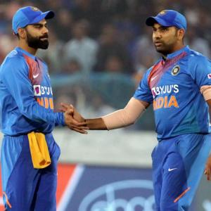 'Kohli better than Rohit in white-ball cricket'
