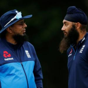 England spinner Virdi wants to emulate Panesar