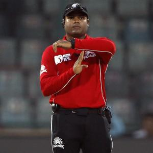 India's Menon youngest umpire to enter ICC Elite Panel