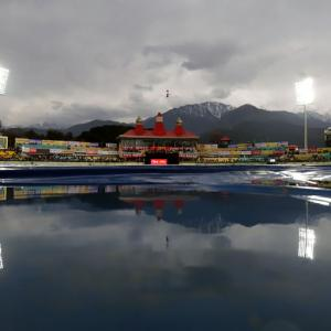 India vs SA 1st ODI called off due to rain