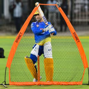 Dhoni's CSK suspend training as IPL postponed