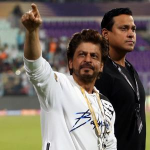 Hope virus subsides and show goes on: SRK on IPL