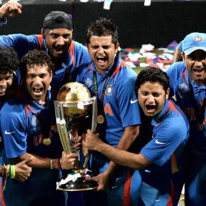 Revealed! How Sreesanth played 2011 World Cup final!