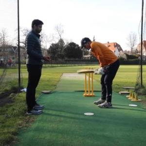 How this Holland-based techie is helping cricketers