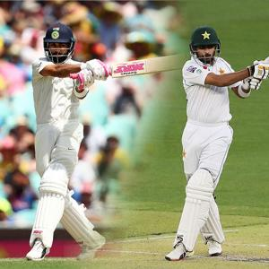Is Pakistan's Babar the next Virat Kohli?