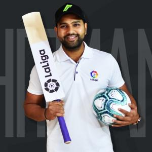 I watch football more than cricket: Rohit