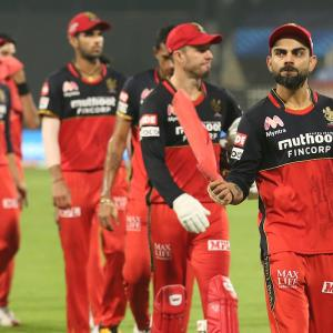 We weren't brave enough with bat: Kohli