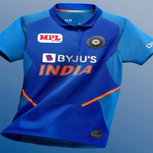 Indian cricket team has a new kit sponsor