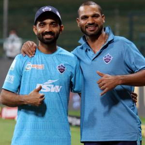 Turning Point: Rahane, Dhawan guide Delhi home