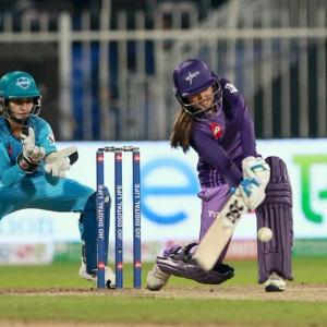 Women's IPL: Velocity beat Supernovas by five wickets