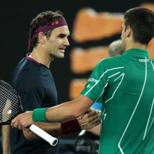 Federer targeting 'big' Australian Open, says Ljubicic