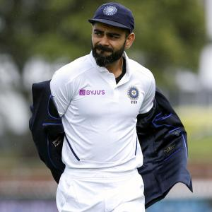 Aus tour: Captain Kohli moves into Team India bubble