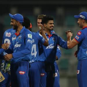 Delhi entering IPL final is best feeling ever: Iyer
