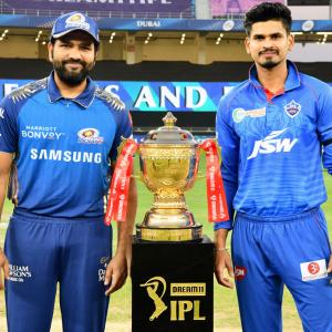 IPL final: Will Delhi deny mighty Mumbai a high five?