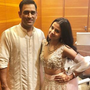 Mrs Dhoni shares first glimpse of their Mumbai home