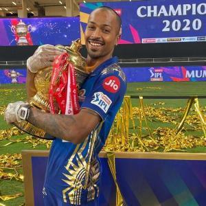 Hardik dedicates IPL title to son Agastya