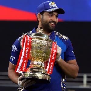 Mumbai Indians right on the money from ball one: Rohit