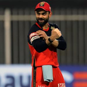 Kohli: Happy Diwali! Don't burst crackers!