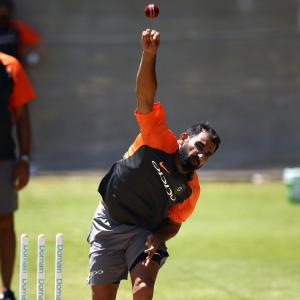 SEE: Shami-Siraj fast and furious