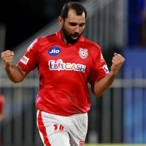IPL performance has taken pressure off Aus tour: Shami