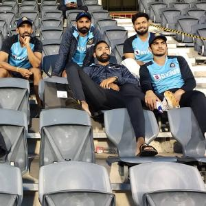 Team India: 'Always together through ups and downs'