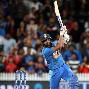 Gambhir on why Rohit should captain India's T20 team