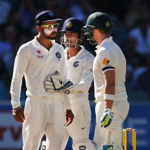 Why sledging is overrated in Ind-Aus ties