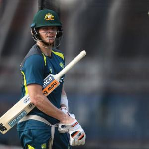Warning bells for India as Smith has 'found his hands'