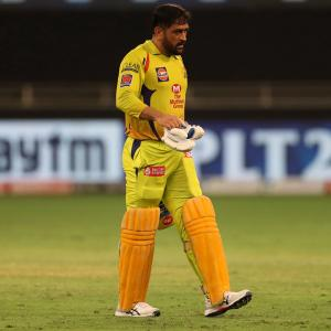 Fleming defends move to send Jadhav ahead of Dhoni