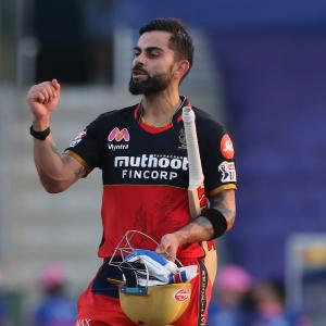 Why Kohli 'loves' this game and 'hates' it too!