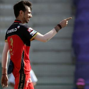 Turning Point: Chahal leaves Royals in a spin