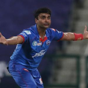 Delhi Capitals leggie Mishra out of IPL with fracture