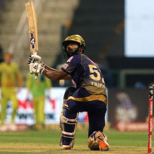 PHOTOS: Kolkata Knight Riders vs Chennai Super Kings
