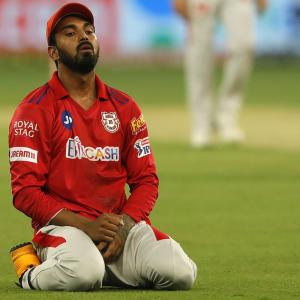 Strike rate very, very overrated: KL Rahul