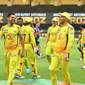 CSK close to perfect, says Dhoni after beating SRH