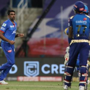 Purple and Orange Cap is an eye-wash: Ashwin