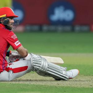 Maxwell explains why he has not been consistent in IPL