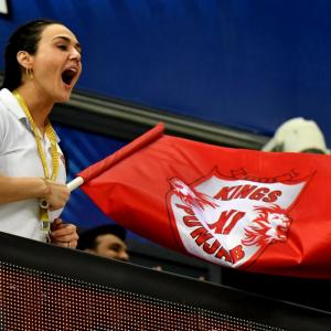 PIX: Preity makes some noise for KXIP
