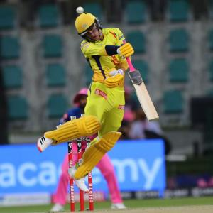Turning Point: CSK's top order flop