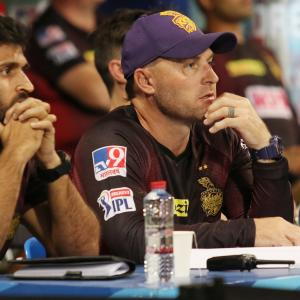 Coach reveals what went wrong for KKR against RCB