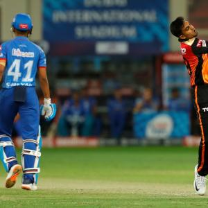 Why Stoinis, Hetmyer batted ahead of Iyer against SRH