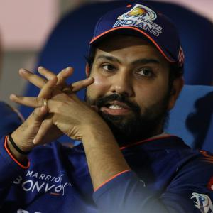 Rohit drops 'Indian Cricketer' from bio