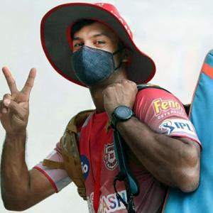 IPL: Bio-secure bubble no bother for Punjab's Agarwal