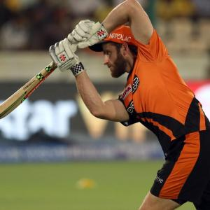 There is apprehension: Williamson ahead of IPL