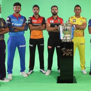 IPL 2020 schedule out, MI to face CSK in opener