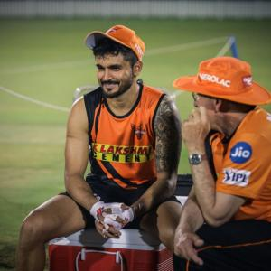 SEE: Sunrisers are raring to go!