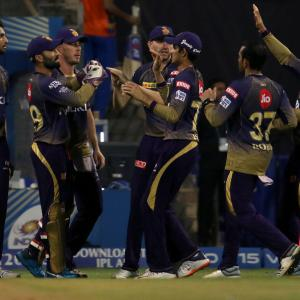 IPL 2020: Meet the Kolkata Knight Riders